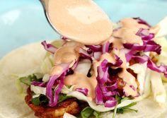 Shrimp Taco Sauce on Pinterest | Easy Shrimp Tacos, Taco Sauce Recipes ...
