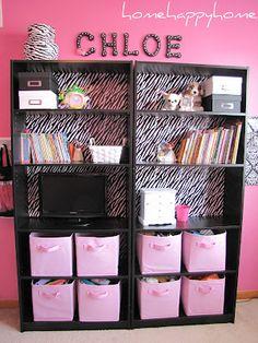 home happy home: bookcase redo