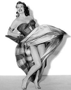 glamour, film, icon, rita hayworth, trinidad