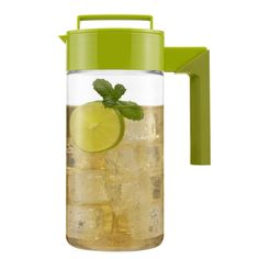 I love this! For the tea-lover who wants options, this Tea-zer doubles as iced and hot tea maker.