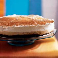Café con Leche Cream Pie