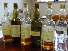 Boozing through 5 whisky distillery tours in Scotland
