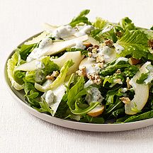 Weight Watchers: Blue Cheese and Pear Salad