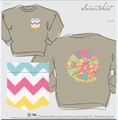 @geneologie #pocketsweatshirt #KD #fabricpocket #chevron