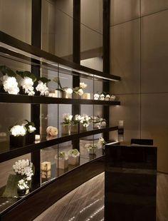 Hotels on pinterest armani hotel lobbies and istanbul - Plus belle salle de bain du monde ...