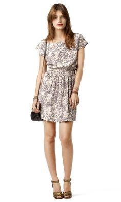 Club Monaco Lainey Silk Dress $189.50