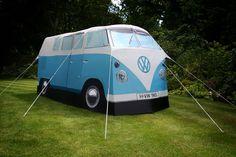 VW Campervan tent.