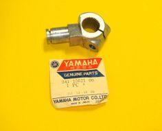 Yamaha XS650 TX750 XS1 XS2 Kick Crank Boss Brand New Original Part 341-15621-00