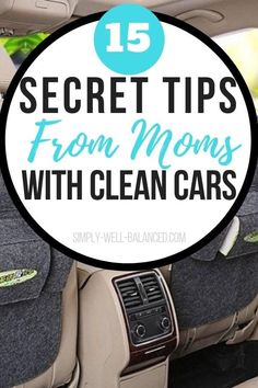 Trying to keep your car organized? If you take road trips with your family you know that kids are messy. Every mom needs to check out these must have car accessories to keep your car organized with kids. These are great ideas for DIY car organization and includes tips for your purse, car trunks, and even an emergency kit for your vehicle. How to keep your car organized with kids