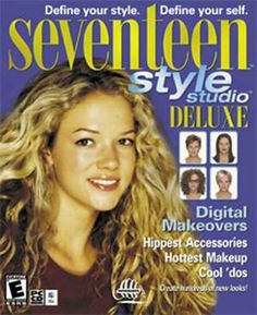 Seventeen Style Studio - from CD-ROM Access