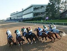 Gallery - Heading for home at Oaklawn Park