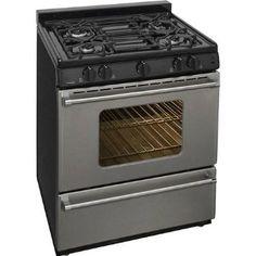 Amazon.com: Premier P30S3102P black and silver stove