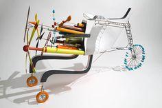 Imaginary Planes by Peteris Lidaka