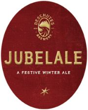 Deschutes Jubelale - I cannot state how much I despise this beer