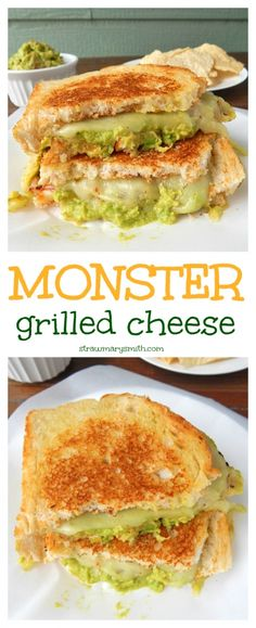 Monster Grilled Chee
