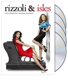 Another great cop show on TNT~  Google Image Result for http://www.seat42f.com/images/stories/Contests/Rizzoli-And-Isles-Season-2-DVD.jpg