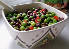 Black Beans Know Your Fruits and Veggies