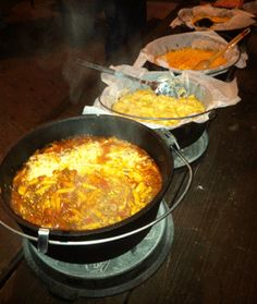 Dutch Oven Entrees