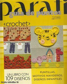 Para Ti Guia de Puntos Crochet 11. Комментарии : LiveInternet - Российский Сервис Онлайн-Дневников