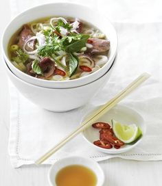 Vietnamese Soup In A Teapot Recipe — Dishmaps