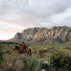 Red Rock Canyon National Conservation Area - Las Vegas, NV