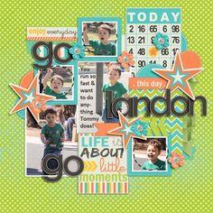 Go Landon Go!