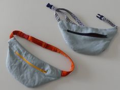 FREE PATTERN for a cute FANNY PACK – MadamSew
