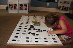 sensory table idea