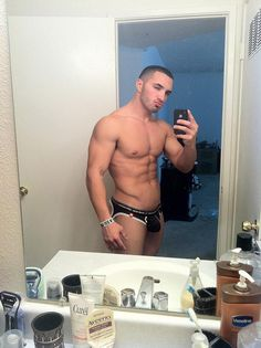 Who Would Like To See This Guy Model For Andrew Christian?