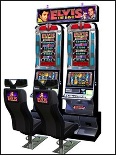 "The Elvis The King slot machine is designed as a classic jukebox and features base games, bonuses and progressives all themed around Elvis. The bonus rounds feature ""Heartbreak Hotel,"" ""Jailhouse Rock,"" ""Hound Dog,"" and ""Viva Las Vegas."" The slot machine will be coming to casinos around the world soon!"