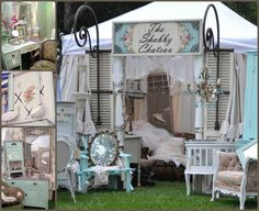 """TVM September 5th-7th 2014 Vendors, welcoming """"The Shabby chateau"""""""