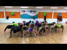 """""""FEELIN' MYSELF"""" by will.i.am - Choreo for Dance Fitness by Lauren Fitz - YouTube....core and upper body"""