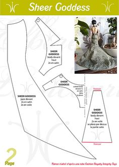 robe habillée