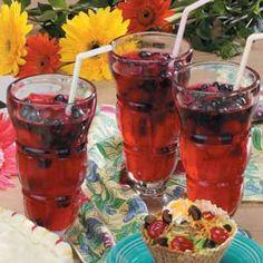 April Fools Berry Soda Recipe