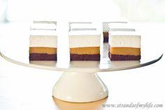 Chocolate Caramel Marshmallow Bars - Grain-Free, Nut-Free, Dairy-Free -