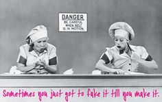 Lucy and Ethel never get old!