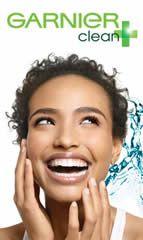 FREE Garnier Clean+ Skin Care Sample on http://www.icravefreebies.com/