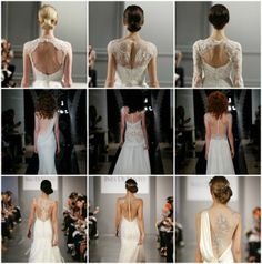 Ambiance~Distinctive Weddings & Events Wedding Gowns Trending for 2014 www.MaryannJudy.com (410) 819-0046