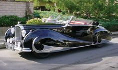 47 Bentley Mark VI