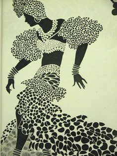 1945 CALIPSO DANCER