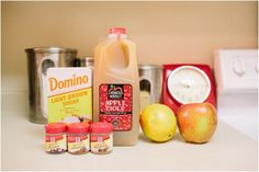 Abby Grace's mulled cider recipe