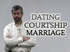 Dating, Courtship, and Marriage - Paul Washer - Go to link to read more - http://www.godlywoman.co/2012/08/dating-marriage-break-ups-separations.html