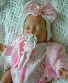 CUSTOM MADE REBORN FAKE BABY GIRL DOLL FROM SOFIA DOLL KIT MADE TO ORDER | eBay