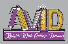 AVID T-Shirt design...Tigers with College Dreams for CHHS