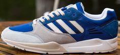 adidas Originals Tech Super Blue/Natural | Sole Collector Sneaker