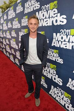 Tom Felton hottness