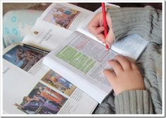 Scripture Journaling with Children