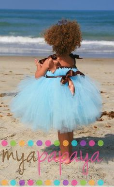 These tutu dresses are so gorgeous.