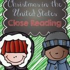 Help your students dig deeper into nonfiction reading with this Christmas themed close reading passage and questions.   There is three sets of ques...