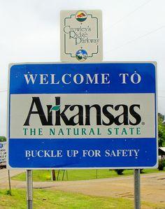 #Arkansas